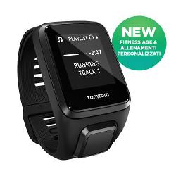 Sportwatch Tom Tom - Spark 3 Music Bluetooth S