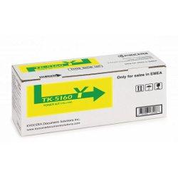 Toner Kyocera - Tk 5160y - giallo - originale - cartuccia toner 1t02ntanl0