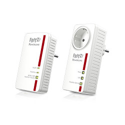 Powerline Gaming Avm - Fritz!powerline 1220e - set - bridge - collegabile a parete 20002753