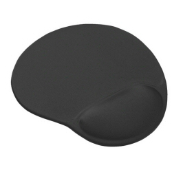 Mouse Trust - Gel mouse pad - black