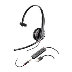Cuffia con microfono Plantronics - Blackwire 315.1 mono