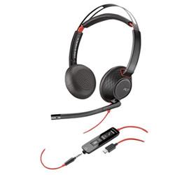 Cuffie con microfono Plantronics - Blackwire C5220 USB-C WW
