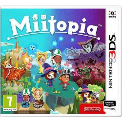 Image of Videogioco Miitopia 3DS