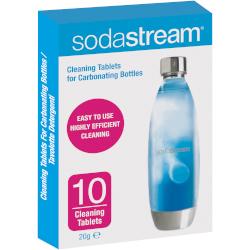 Pastiglie SODASTREAM - Confezione 10 pastiglie Pulizia bottiglie