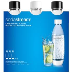 Bottiglia filtrante SODASTREAM - Confezione da 3 Bottiglie 1L