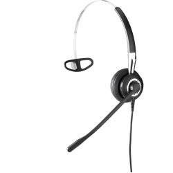 Jabra BIZ 2400 II USB Mono BT MS - Casque - sur-oreille - convertible - sans fil - Bluetooth