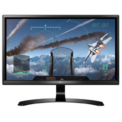 "Monitor Gaming LG - 24"" Ultra HD 4K Gaming"