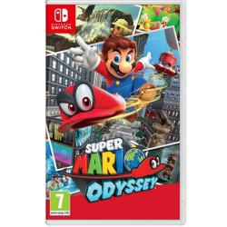 Videogioco Super Mario Odyssey Nintendo Switch