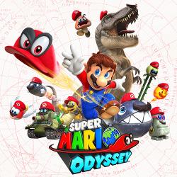 Videogioco Nintendo - Super Mario Odyssey Nintendo Switch