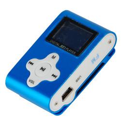 Image of Lettore MP3 Blu