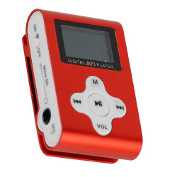 Lettore MP3 Xtreme - Red