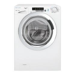 Lave-linge Candy GrandÓ Vita GVS 137DC3-01 - Machine à laver - pose libre - largeur : 60 cm - profondeur : 52 cm - hauteur : 85 cm - chargement frontal - 48 litres - 7 kg - 1300 tours/min - blanc