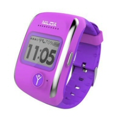 Sportwatch Nilox - Bodyguard Purple
