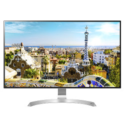 "Monitor LED LG - IPS 32"" Ultra HD 4K HDR Cinema Screen Pivot"
