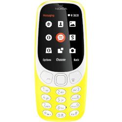 Telefono cellulare Nokia - 3310 Yellow