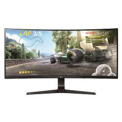 "Monitor LED LG - 34"" 21:9 Full HD Curvo Gaming G-Sync 144Hz"