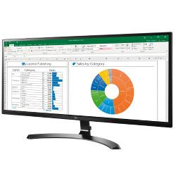 Monitor LED LG - 34um59-b