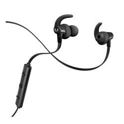 Auricolari bluetooth Fresh 'n Rebel - Wireless Sports Earbuds Black
