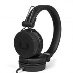 Cuffie con microfono Fresh 'n Rebel - Caps Headphones Nero