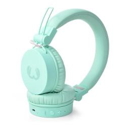 Cuffie con microfono Fresh 'n Rebel - Caps Headphones Peppermint