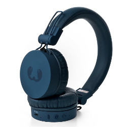 Cuffie con microfono Fresh 'n Rebel - Caps Wireless Bluetooth Indigo