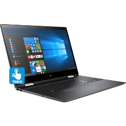 "Notebook HP - Envy x360 15-bq103nl - 15.6"" - ryzen 5 2500u - 8 gb ram - 256 gb ssd 3ya35ea#abz"