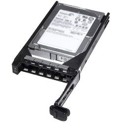 """Disque dur interne Dell - Disque dur - chiffré - 600 Go - interne - 2.5"""" - SAS 12Gb/s - 15000 tours/min - FIPS - Self-Encrypting Drive (SED) - pour Storage SC4020"""