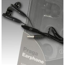 Auricolari con microfono Xtreme - Praga Nero