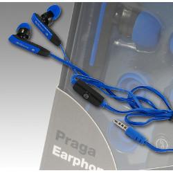 Auricolari con microfono Xtreme - Praga Blue