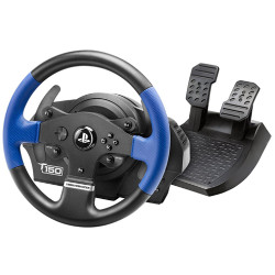 Volante + Pedali Thrustmaster - T150 Force Feedback PS4/PC