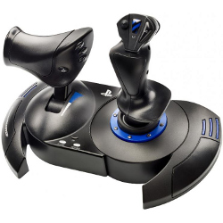 Controller Thrustmaster - T.Flight Hotas 4 War Thunder Starter Pack PS4