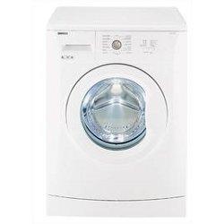 Lave-linge Beko WB 10106 IT - Machine à laver - pose libre - largeur : 60 cm - profondeur : 50 cm - hauteur : 84 cm - chargement frontal - 6 kg - 1000 tours/min - blanc