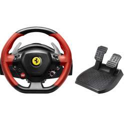 Volante + Pedali Thrustmaster - Ferrari F458 Spider Racing Wheel XBOX One