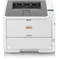 Stampante laser Oki - B512dn - stampante - b/n - led 45762022