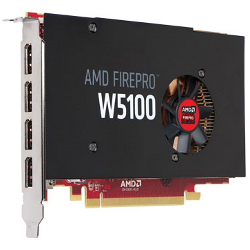 Scheda video Dell - Amd firepro w5100