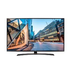 "TV LED LG 49UJ634V - Classe 49"" TV LED - Smart TV - 4K UHD (2160p) - HDR - local dimming, LED à éclairage direct"