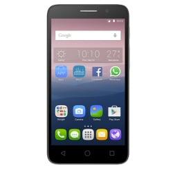 """Smartphone Alcatel One Touch POP 3 (5) 5015D - Smartphone - double SIM - 3G - 8 Go - microSDHC slot - GSM - 5"""" - 480 x 854 pixels - TFT - 5 MP (caméra avant de 2 mégapixels) - Android - blanc"""