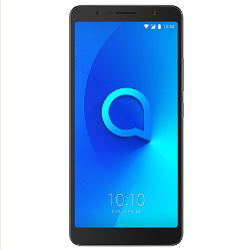 Smartphone Alcatel - 3c metallic black 6 3g