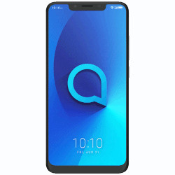Smartphone Alcatel - 5V Nero 32 GB Dual Sim Fotocamera 12 MP