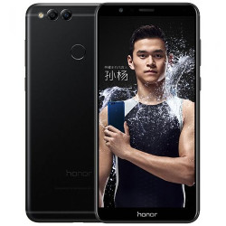 Smartphone Honor - 7X Black 64 GB Dual Sim Fotocamera 18 MP