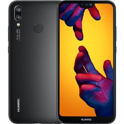Smartphone Huawei - P20 Lite Black Dual Sim