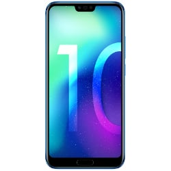 Smartphone Honor - 10 Blu 64 GB Dual Sim Fotocamera 24 MP