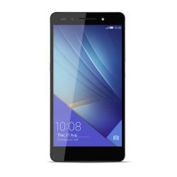 """Smartphone Honor 7 - Smartphone - double SIM - 4G LTE - 16 Go - microSDXC slot - GSM - 5.2"""" - 1 920 x 1 080 pixels (424 ppi) - IPS-NEO - 20 MP (caméra avant de 8 mégapixels) - Android - gris mystère"""