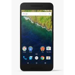 """Smartphone Google Nexus 6P - Smartphone - 4G LTE - 32 Go - CDMA / GSM - 5.7"""" - 2560 x 1440 pixels (518 ppi) - Super AMOLED - RAM 3 Go - 12,3 MP (caméra avant de 8 mégapixels) - Android - Aluminium"""