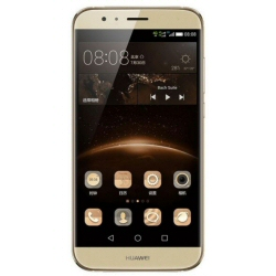 "Smartphone Huawei G8 - Smartphone - 4G LTE - 32 Go - GSM - 5.5"" - 1 920 x 1 080 pixels - TFT - 13 MP (caméra avant de 5 mégapixels) - Android - or"