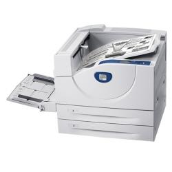 Imprimante laser Xerox Phaser 5550N - Imprimante - monochrome - laser - A3/Ledger - 1200 ppp - jusqu'à 50 ppm - capacité : 1100 feuilles - parallèle, USB, Gigabit LAN