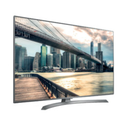 TV LED LG - Smart 55UJ670V Ultra HD 4K HDR
