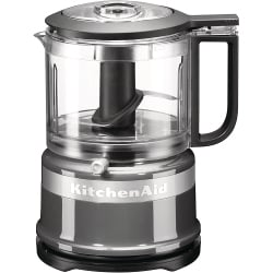 Tritatutto KitchenAid - MINI FOOD PROCESSOR 5KFC3516 Argento Pulse 2 Vel.