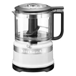 Tritatutto KitchenAid - MINI FOOD PROCESSOR 5KFC3516 Bianco Pulse 2 Vel.