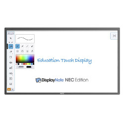Monitor touch screen Nec - MULTISYNC E651-T (Infrared Touch)